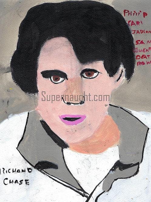 Phillip Jablonski richard chase painting