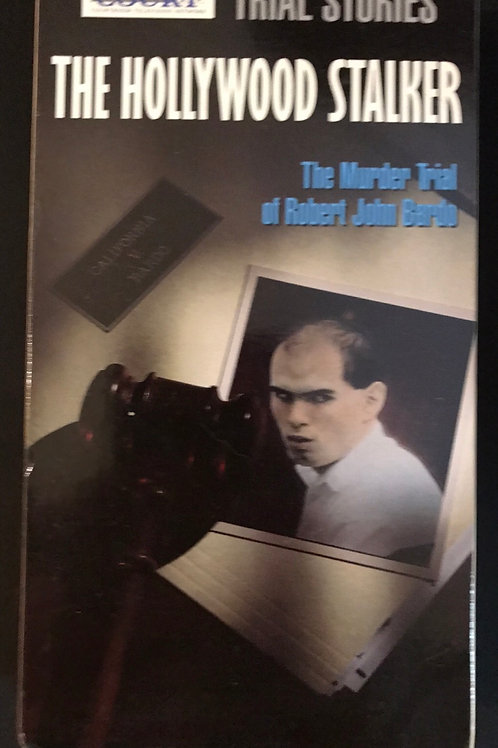 The Hollywood Stalker Court TV Trial Stories VHS
