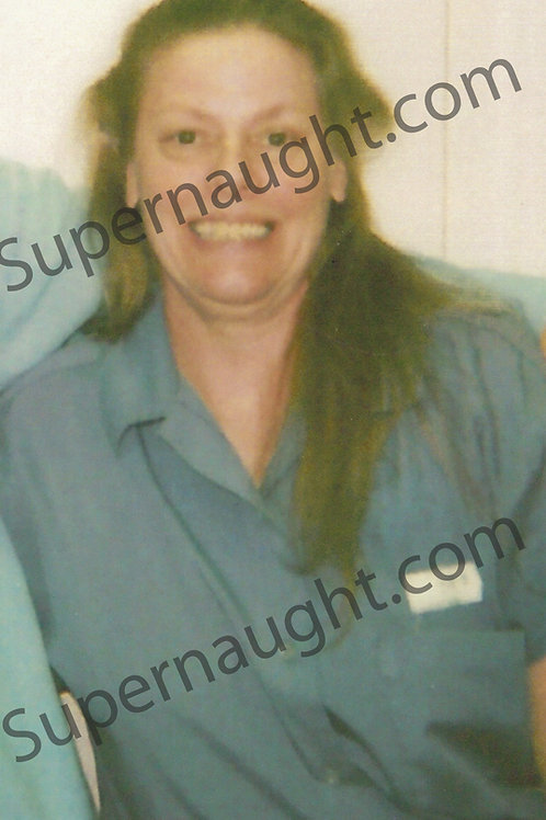 Aileen Carol Wuornos Death Row Photo