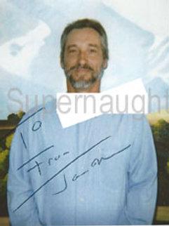 james munro signed photo