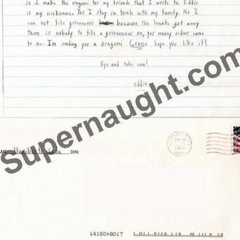 Heriberto Seda Letter