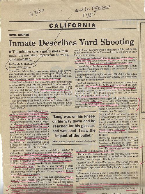Douglas clark article