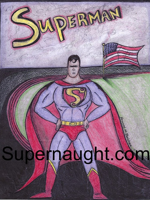 Howard belcher superman