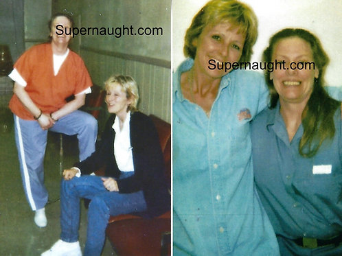 Aileen Wuornos death row