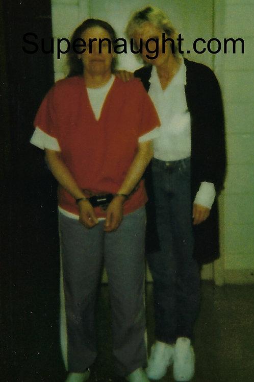 Aileen Wuornos execution photo