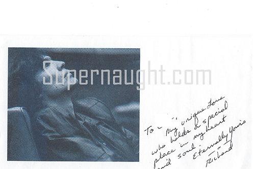 Richard Ramirez signed photo