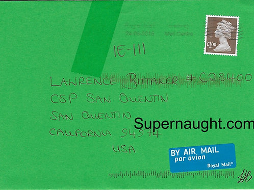 Lawrence Bittaker mail