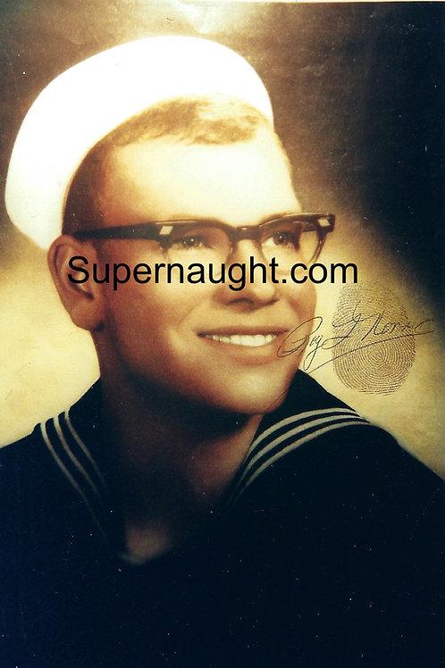 Roy Norris Navy
