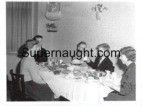 John Robinson vintage photograph