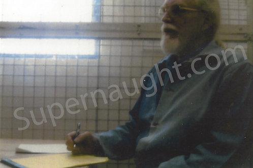 Douglas clark signed photo