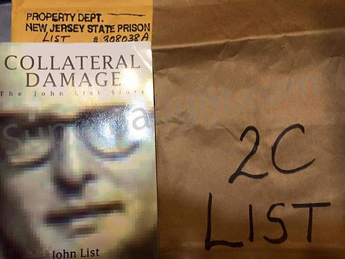 John List His Copy Collateral Damage