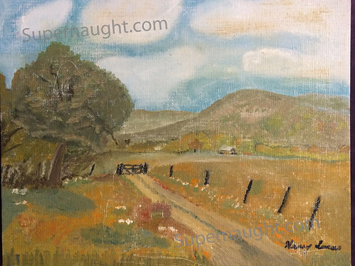 Henry lee Lucas painting