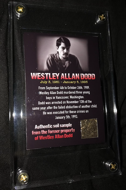 Westley Allan Dodd