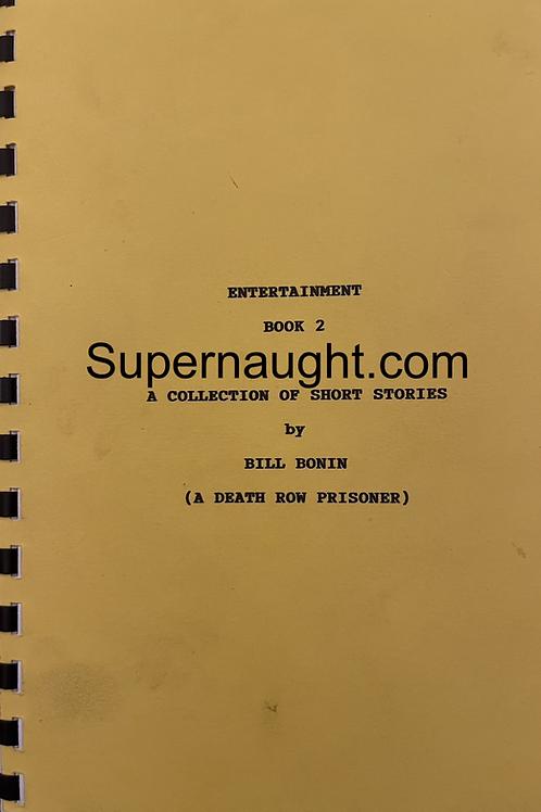 Bill Bonin signed book