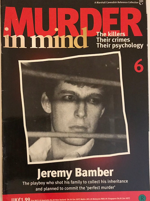 Murder in Mind Jeremy Bamber Issue 6 UK