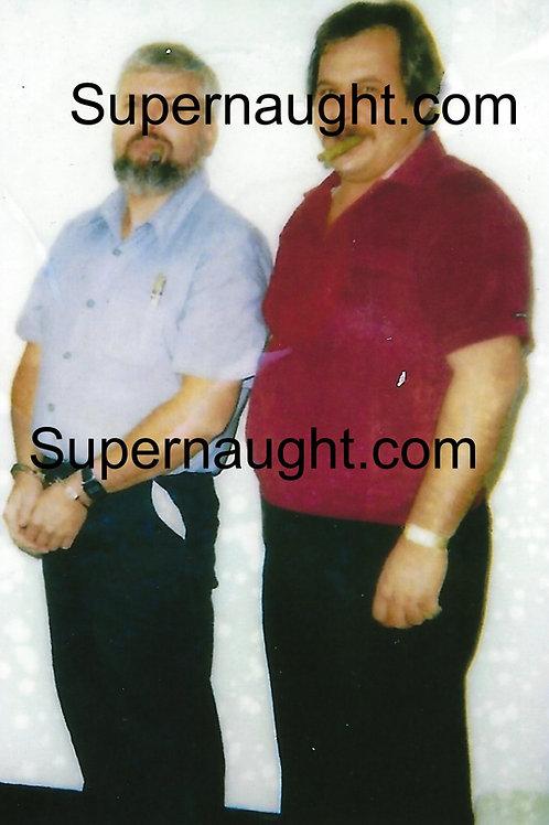 John Wayne Gacy Cigars Death Row Photo