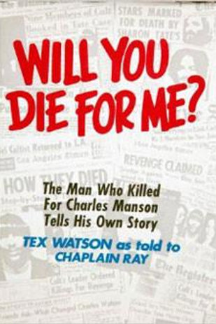 Will You Die For Me Hardcover
