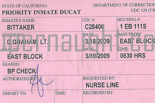 Lawrence Bittaker medical