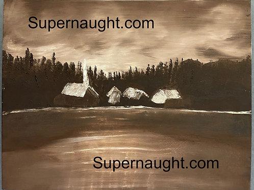John Wayne Gacy painting