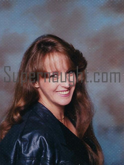 Susan Atkins signed photo