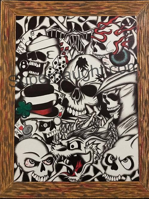 Keith Jesperson art