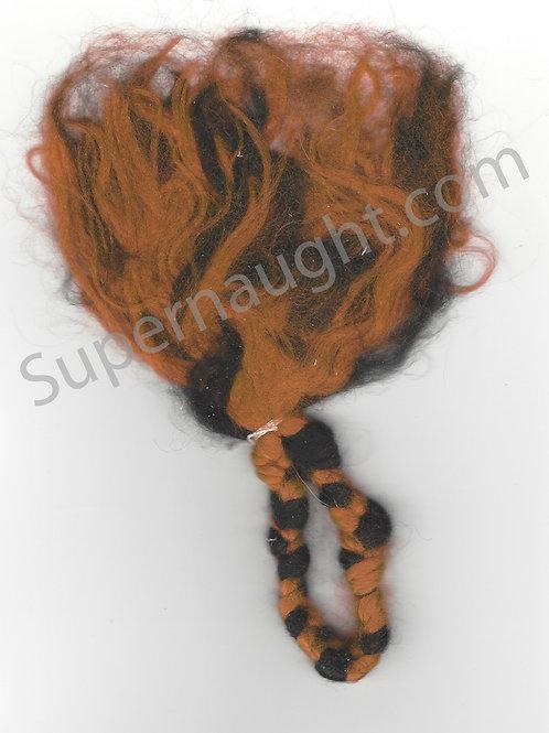 Charles Manson handmade string art voodoo doll