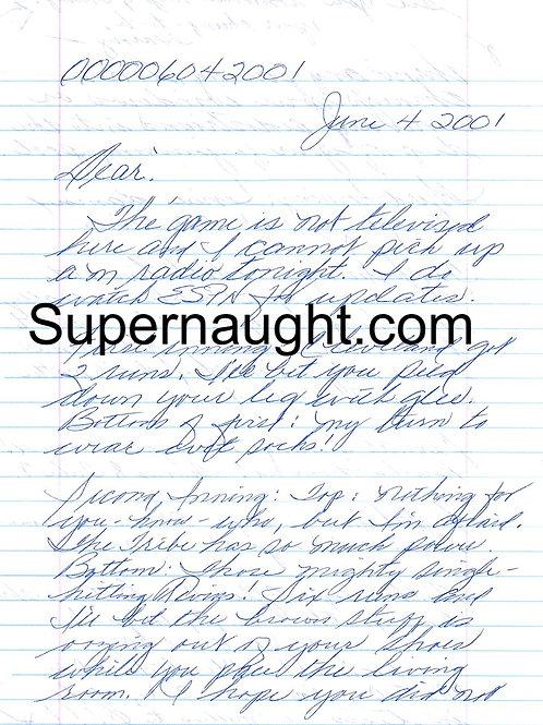Harvey carignan letter