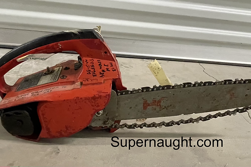 Robert Berdella Chainsaw From His Home