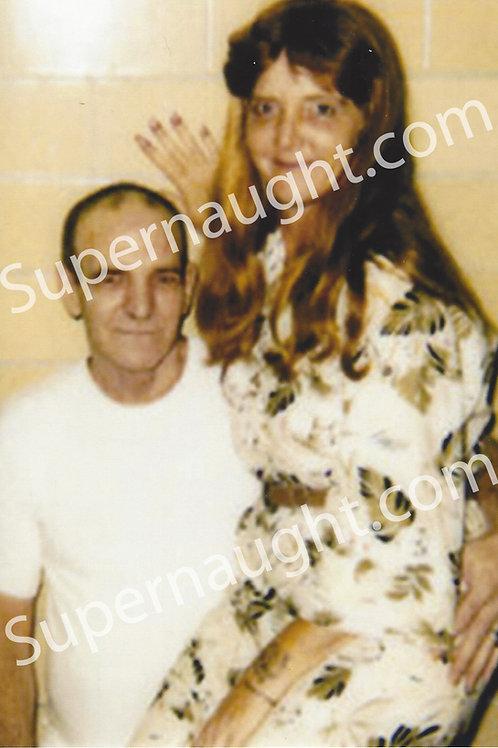 Ottis Toole and Niece Prison Photo