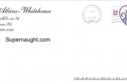 Susan Atkins correspondence