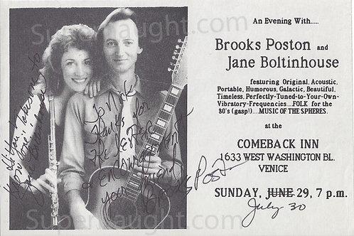 Brooks Poston Jane Boltinghouse Manson Family