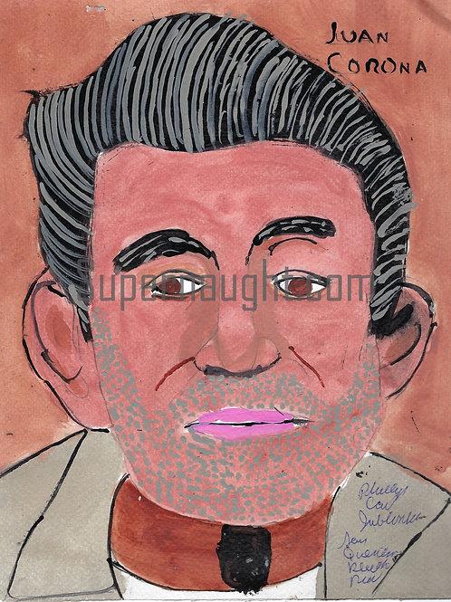 Phillip Jablonski Juan Corona art