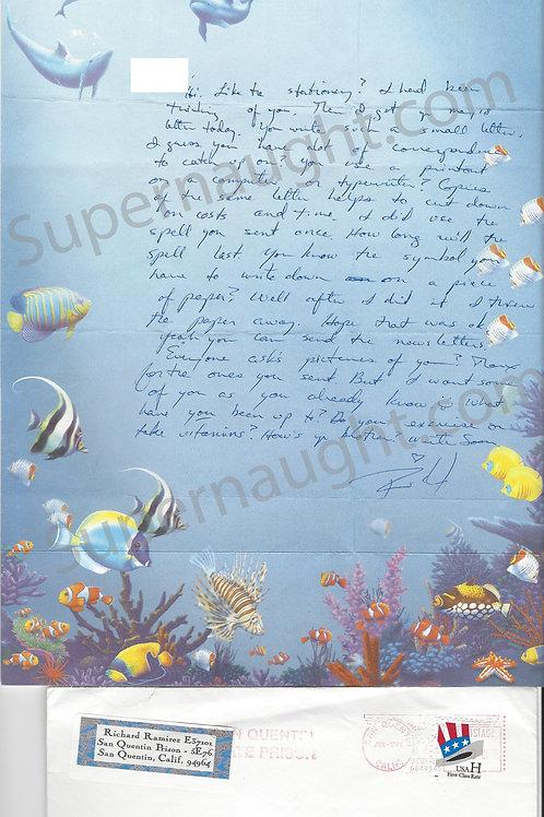 richard ramirez letters