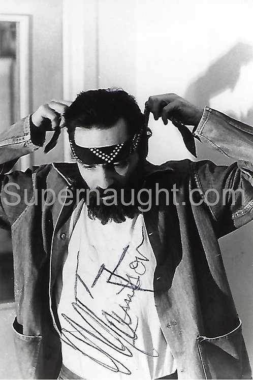 Charles Manson Signatures