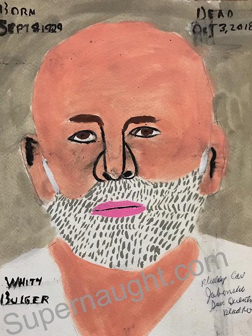 Phillip Jablonski Whitey Bulger painting