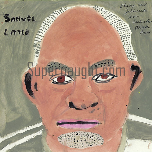 Phillip Jablonski Samuel Little art