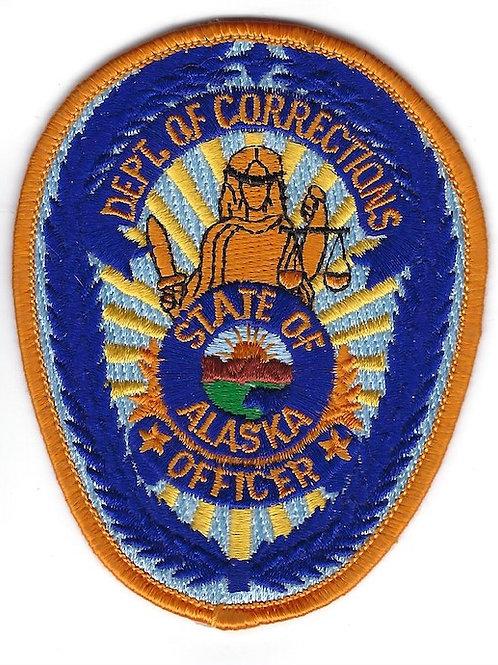 Alaska DOC Officer Patch