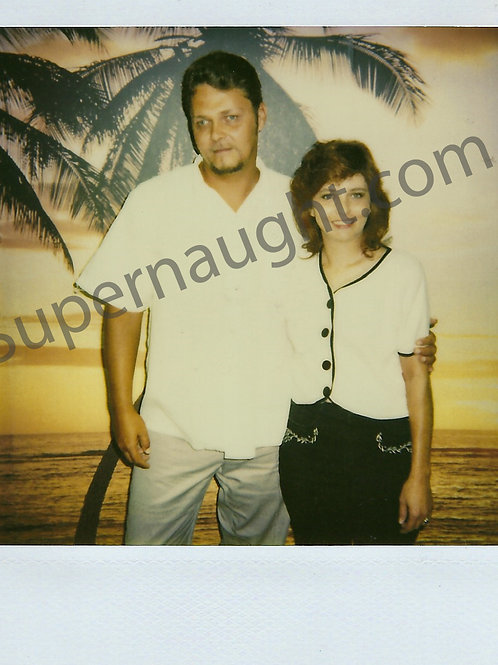 .J. Alan Jeffrey Bannister Polaroid