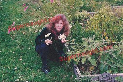 Sandra Good Manson Family 1990s Photo