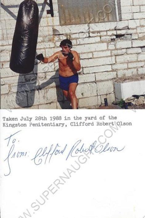 Clifford Robert Olson
