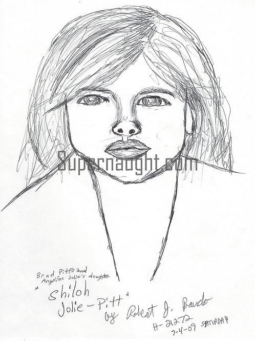 Robert Bardo drawing