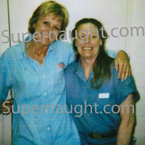 Aileen Wuornos Prison Photo
