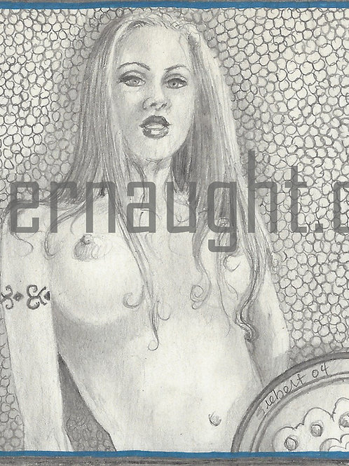 Daniel Siebert drawings