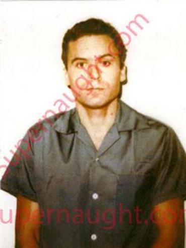 ted bundy death row photo