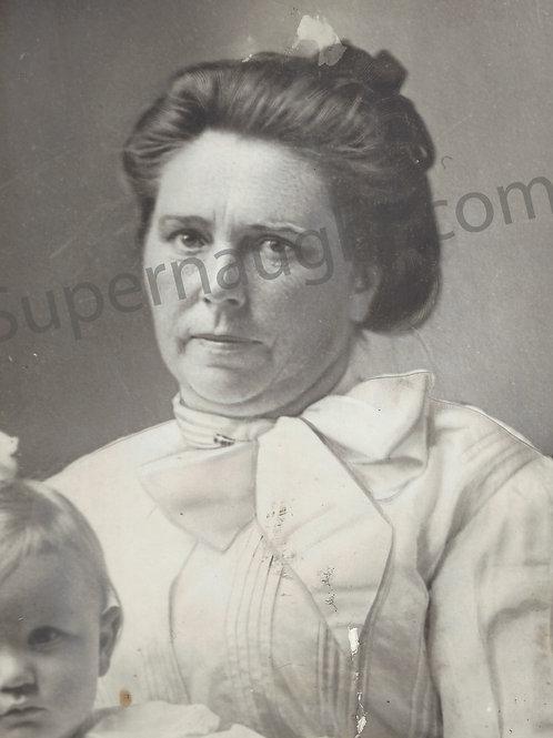 Belle Gunness Portrait Photo