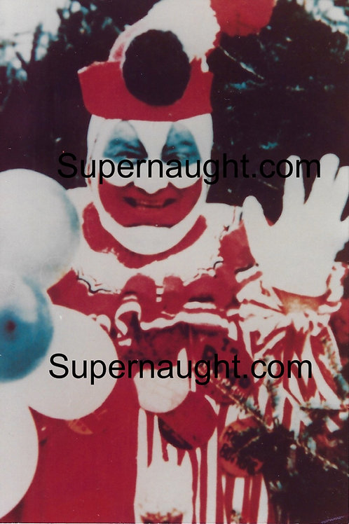 gacy pogo the clown signed