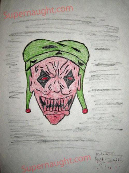 Richard Ramirez art