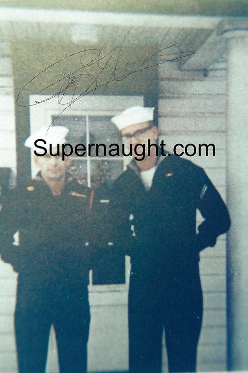 Roy Norris navy photo