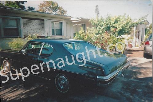 Arthur Shawcross car