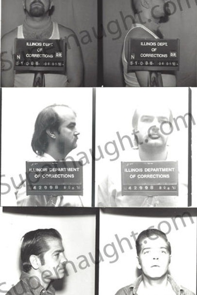 Chicago Ripper Original Mugshots